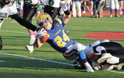 Defense gets Lakers back to sectional football final