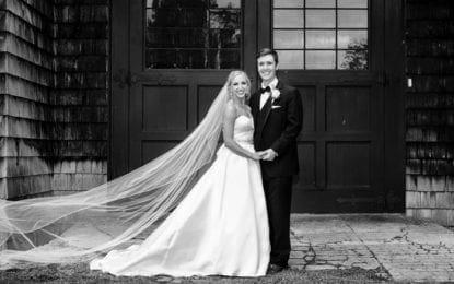 Vogl, Orvis wed in Cazenovia