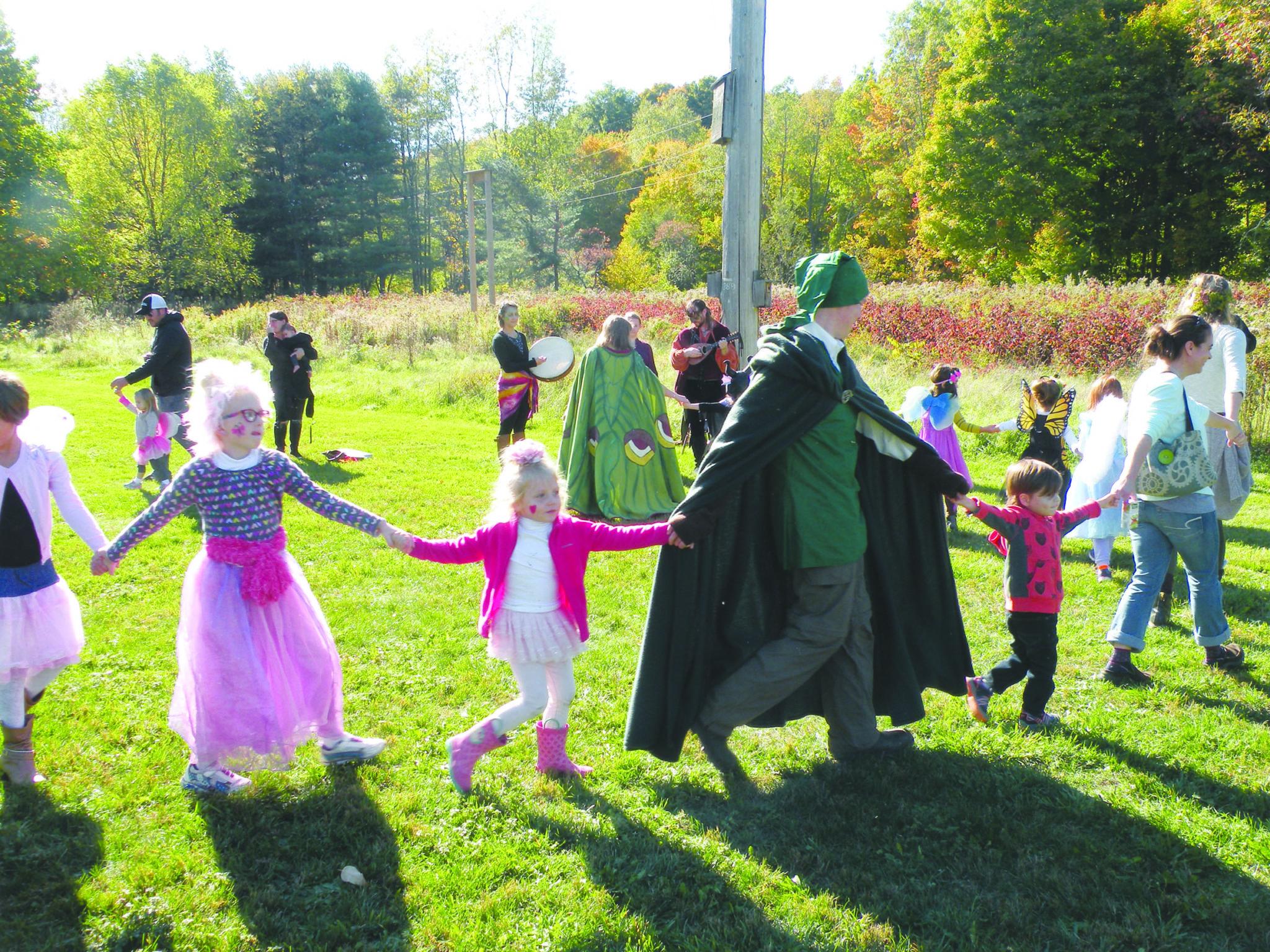Celebrate fall at Baltimore Woods