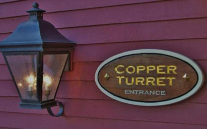 Copper Turret to celebrate grand opening of Brewhouse Oct. 14