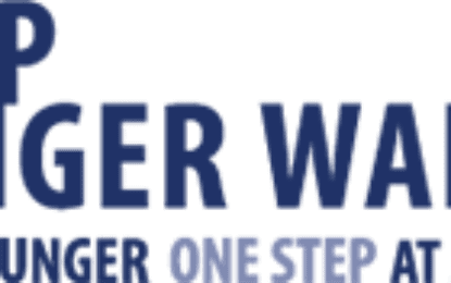 CROP Walk planned for Oct. 22