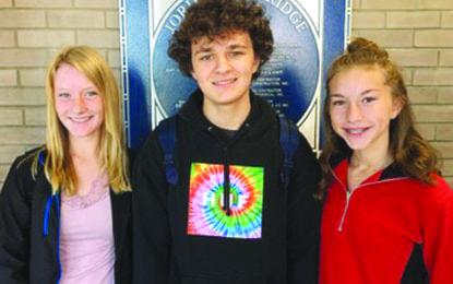 J-E students selected for music festival