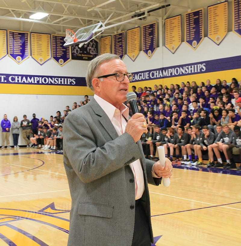 Eight to be honored as CBA Distinguished Alumni