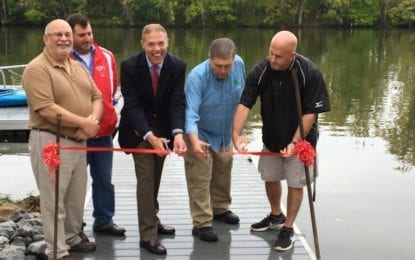 Community Park kayak launch now open