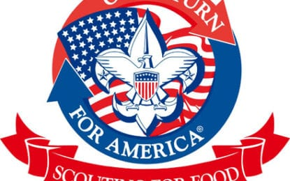 Boy Scout Troop 18 is Scouting for Food
