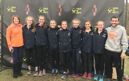 Liverpool cross country reaches Nike Nationals