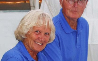 Joyce Crump, 85
