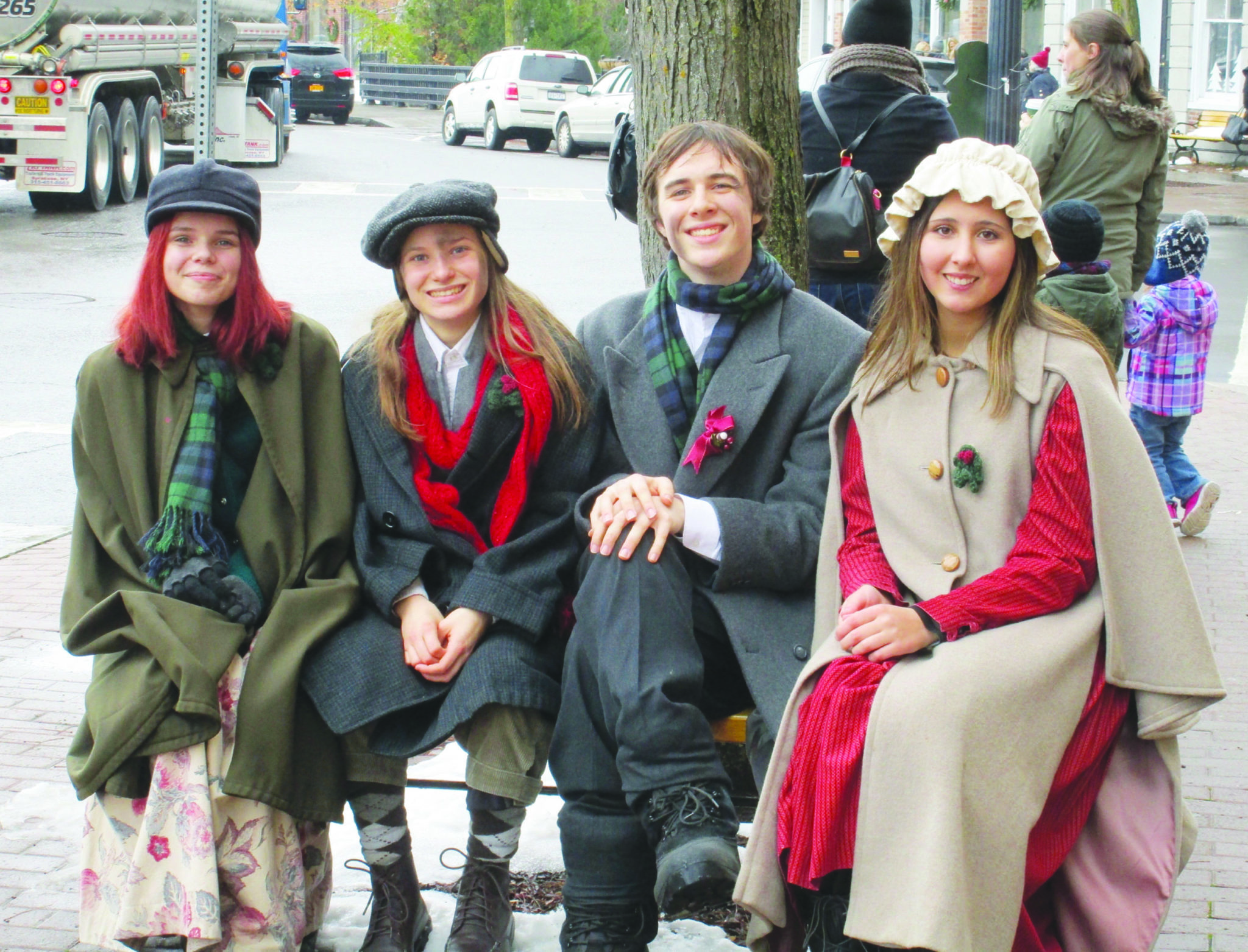 it is starting to look a lot like dickens christmas - Skaneateles Christmas