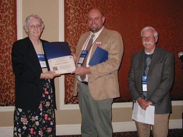 Morrisville historian given state achievement award