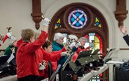 Annual brass and bells holiday concert on Dec. 10
