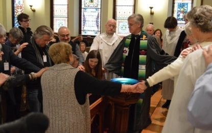 Local churches will gather for Thanksgiving