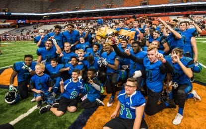 C-NS lands landmark first sectional football title