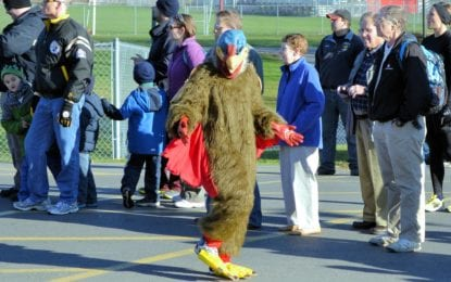 B'ville: Turkey Trot returns for 49th year