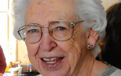 Sara R. Pratt, 96