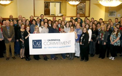 Cazenovia College announces more scholarships for first-year students