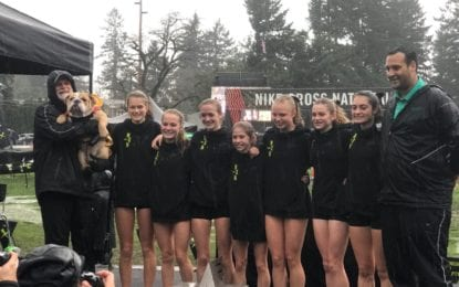 F-M girls claim 11th cross country national title