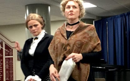 Matilda Joslyn Gage opera to premiere next month in Syracuse