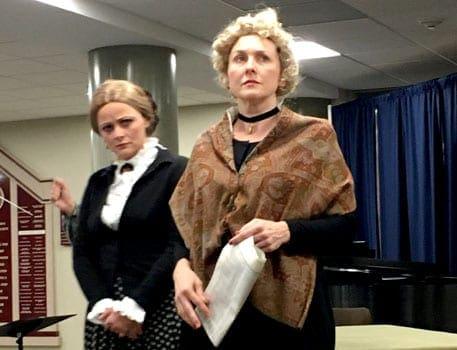 Matilda Joslyn Gage opera to premiere next month in Syracuse