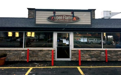 Open Flame restaurant owner looking to sell year-old Manlius business