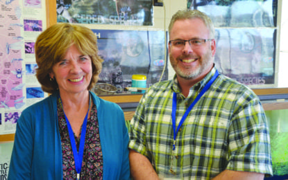 Educators selected for Master Teachers Program