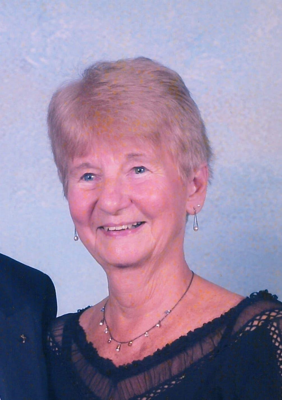 Edna Gerthoffer van der Ven, 93
