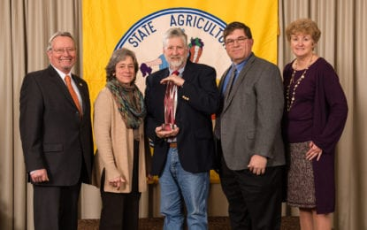 Critz Farms recognized as best in New York agriculture by state ag society