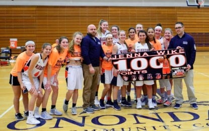 Northstars beat Liverpool; Wike passes 1,000 points