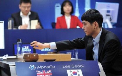 AlphaGo Documentary to be shown at Manlius Library