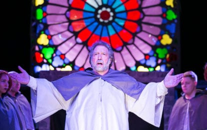 Theater review: 'Hunchback' rings the bell