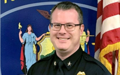 Anton named new DeWitt police chief