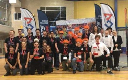 FFL First Tech Team wins regional competition