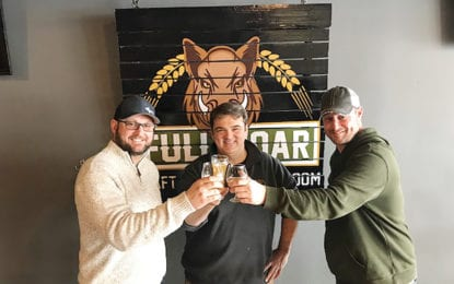 Noble hops: North Syracuse brewery debuts ale to benefit Griffin's Guardians