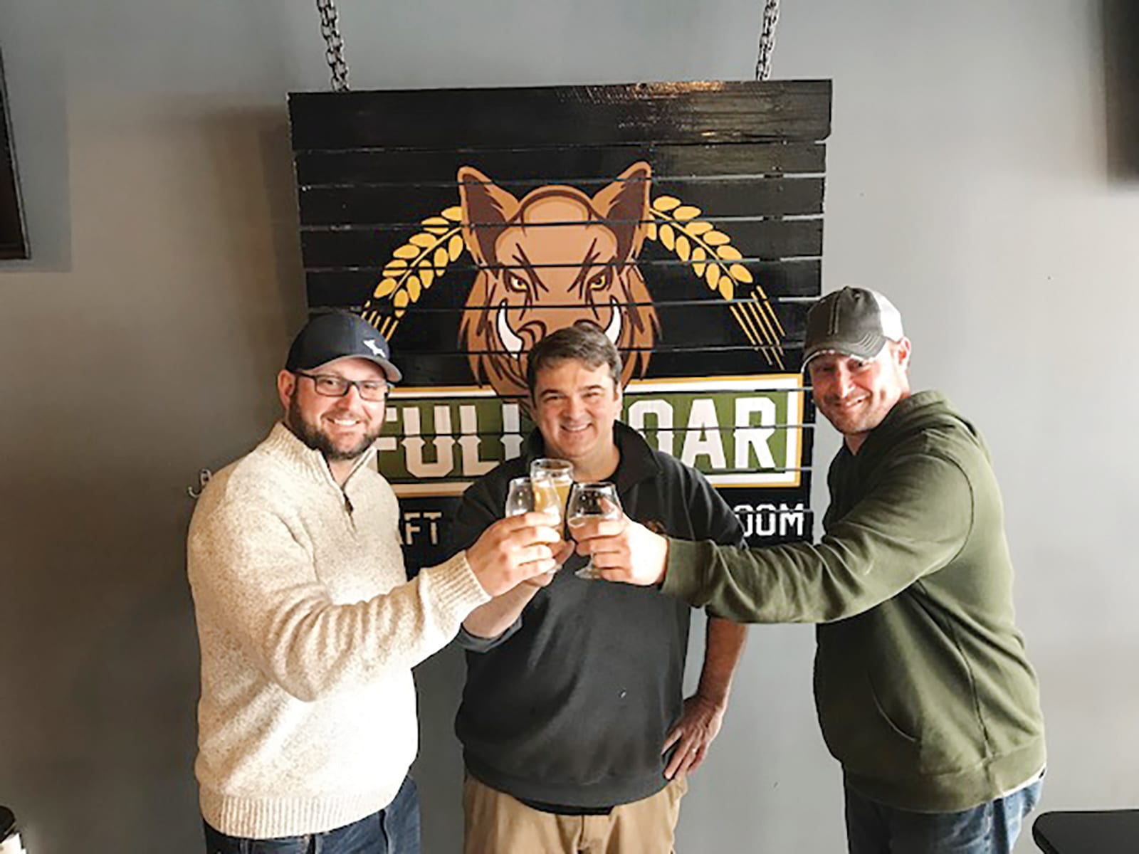 North Syracuse brewery debuts ale to benefit Griffin's Guardians