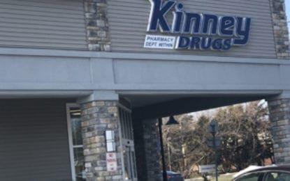 Kinney Drugs in Manlius closing
