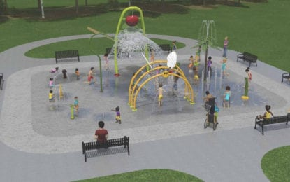 Spray park committee to form 'Friends of Lysander Park'