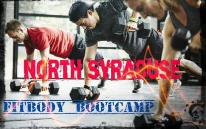 Fit Body Boot Camp to raise money for North Syracuse FD