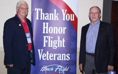 VOLUNTEER OF THE MONTH: Jeff Bastable – Honor Flight Syracuse (HFS) and more