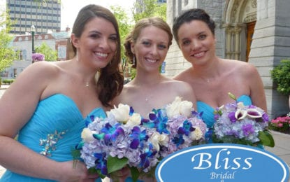 BEE LOCAL: Bliss Bridal & Formal Wear, Inc.
