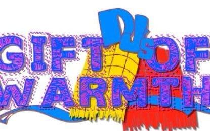 DJ's Gift of Warmth blanket drive runs through Jan. 31