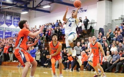 Warriors shake off injuries, top C-NS to stay unbeaten