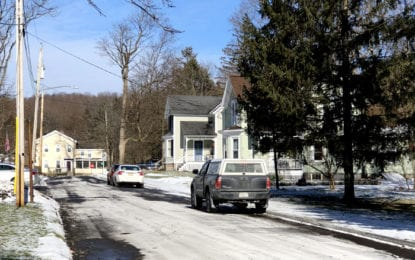 Proposed Moulter Street parking ban in Manlius discussed