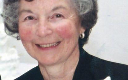 Ann Burrows, 85