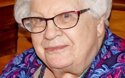 Mary Barron, 95