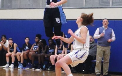 Grimes girls basketball tops Westhill