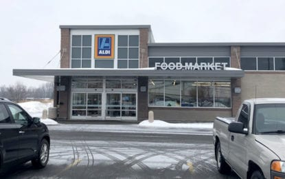 Aldi expansion in East Syracuse approved by county planning board