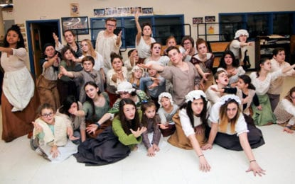 ESM Spartan Stage to perform 'Les Misérables'