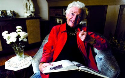 ProLiteracy founder Ruth Colvin to be Le Moyne commencement speaker
