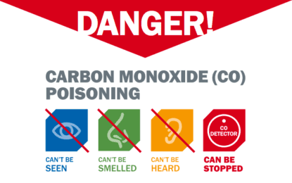 From the Liverpool FD: Avoid carbon monoxide poisoning this winter