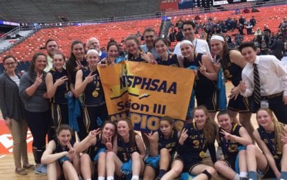 Girls hoops Wildcats are back-to-back sectional AA champs