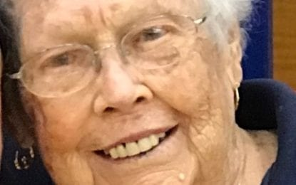 Margaret Mary Jones, 94